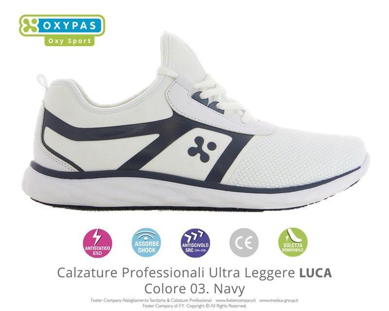 Calzature Professionali Oxypas LUCA