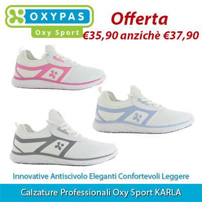 Calzature Professionali Oxypas KARLA