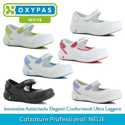Calzature Professionali Oxypas NELIE