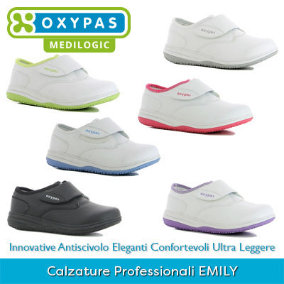 Calzature Professionali Oxypas EMILY