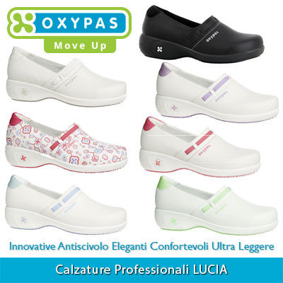 Calzature Professionali Oxypas LUCIA