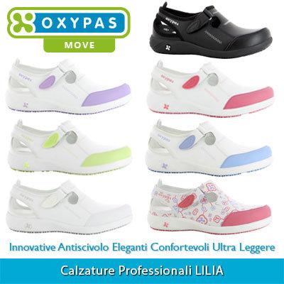 Calzature Professionali Oxypas LILIA