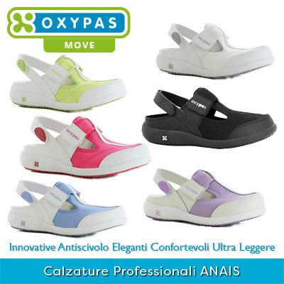 Calzature Professionali Oxypas ANAIS