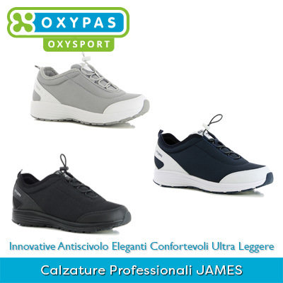 Calzature Professionali Oxypas JAMES