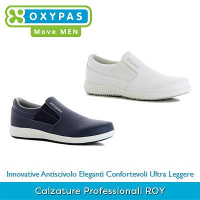 Calzature Professionali Oxypas ROY