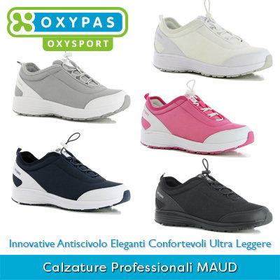 Calzature Professionali Oxypas MAUD