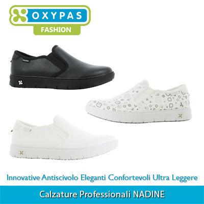 Calzature Professionali Oxypas NADINE