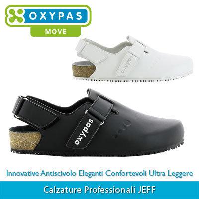 Calzature Professionali Oxypas JEFF