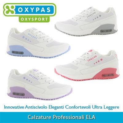 Calzature Professionali Oxypas ELA