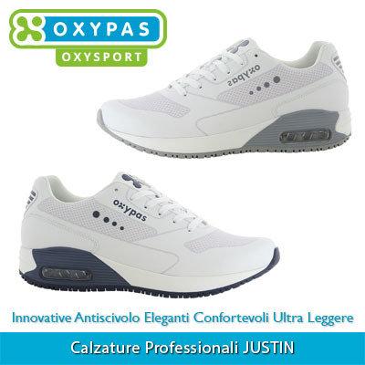 *NEW* Calzature Professionali Oxypas JUSTIN