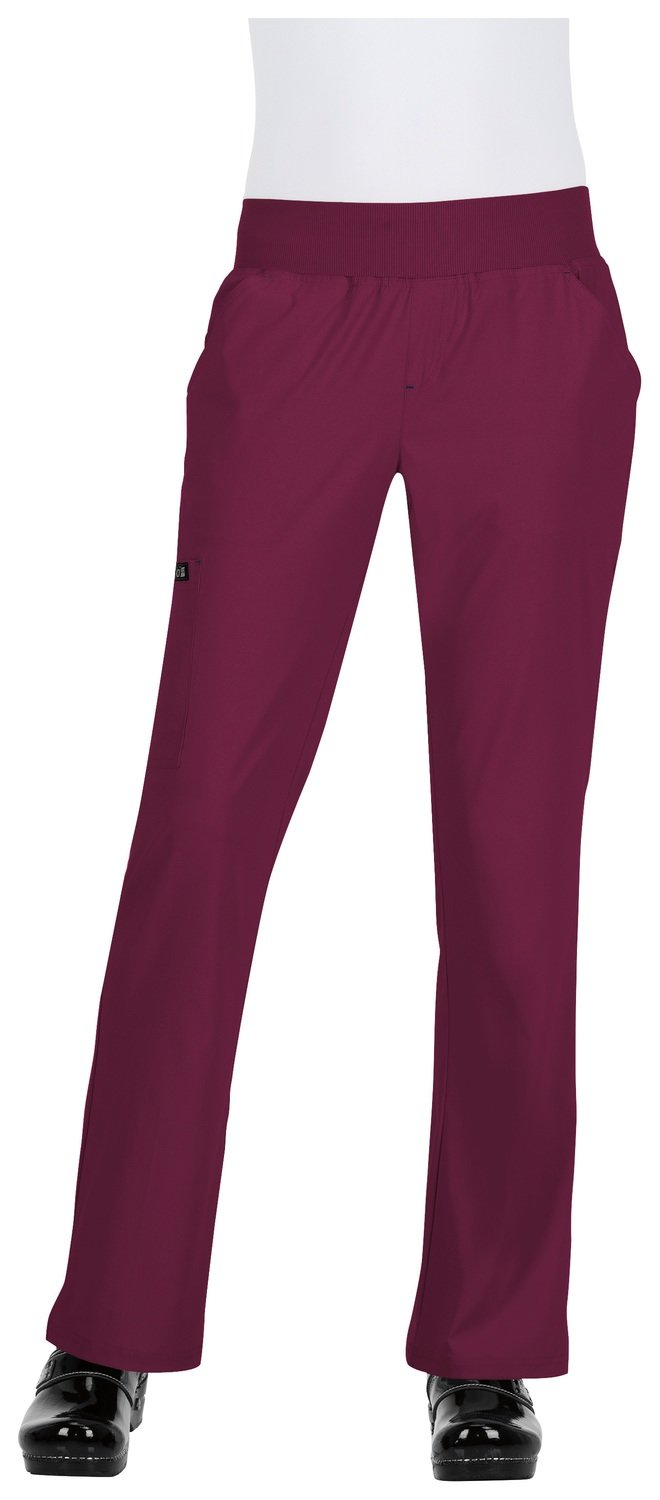 Pantalone KOI BASICS LAURIE Donna Colore 61. Wine