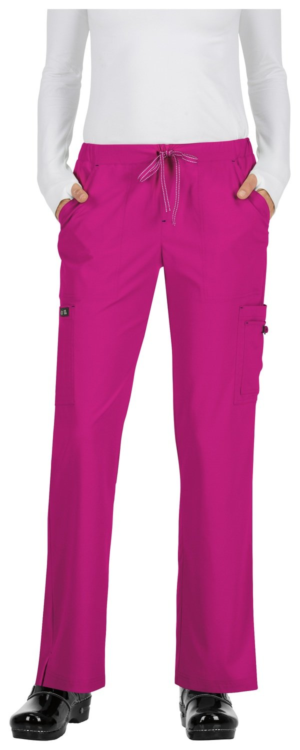 Pantalone KOI BASICS HOLLY Donna Colore 117. Azalea Pink