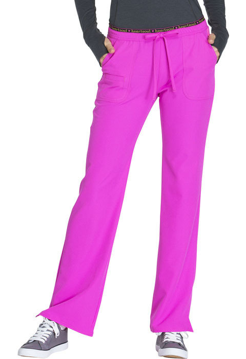 Pantalone HEARTSOUL 20110 Donna Colore Glam Fuschia