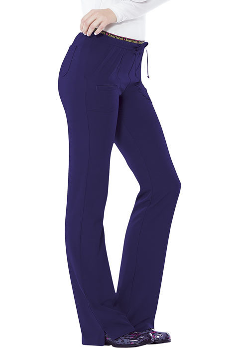 Pantalone HEARTSOUL 20110 Donna Colore Grape