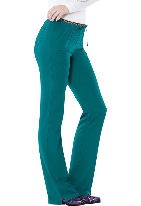 Pantalone HEARTSOUL 20110 Donna Colore Teal Blue