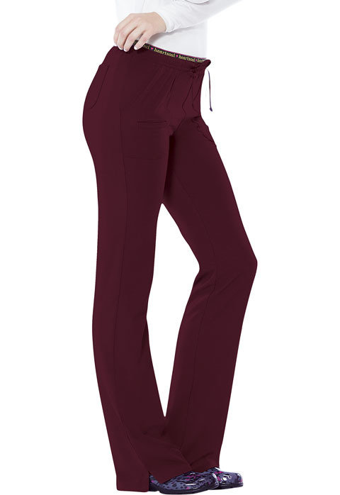 Pantalone HEARTSOUL 20110 Donna Colore Wine