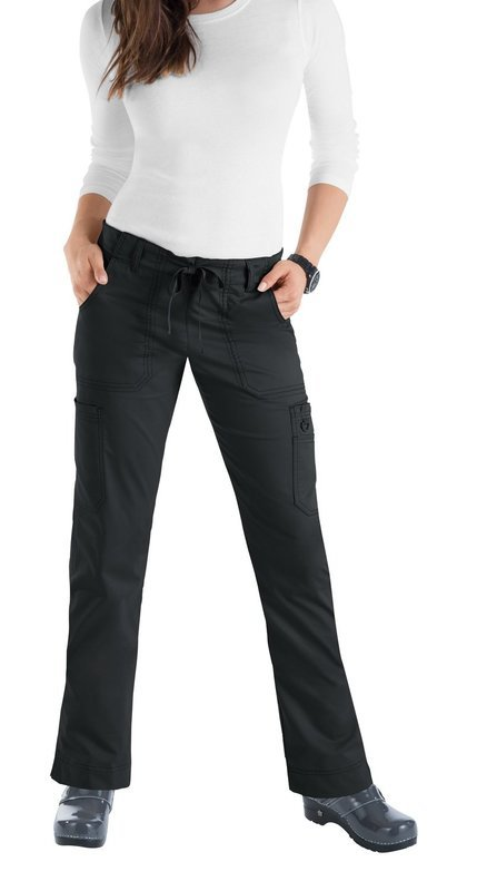 Pantalone KOI STRETCH LINDSEY Donna Colore 02. Black