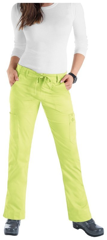 Pantalone KOI STRETCH LINDSEY Donna Colore 116. Lemon Lime