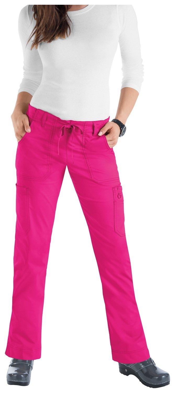 Pantalone KOI STRETCH LINDSEY Donna Colore 58. Flamingo - COLORE FINE SERIE
