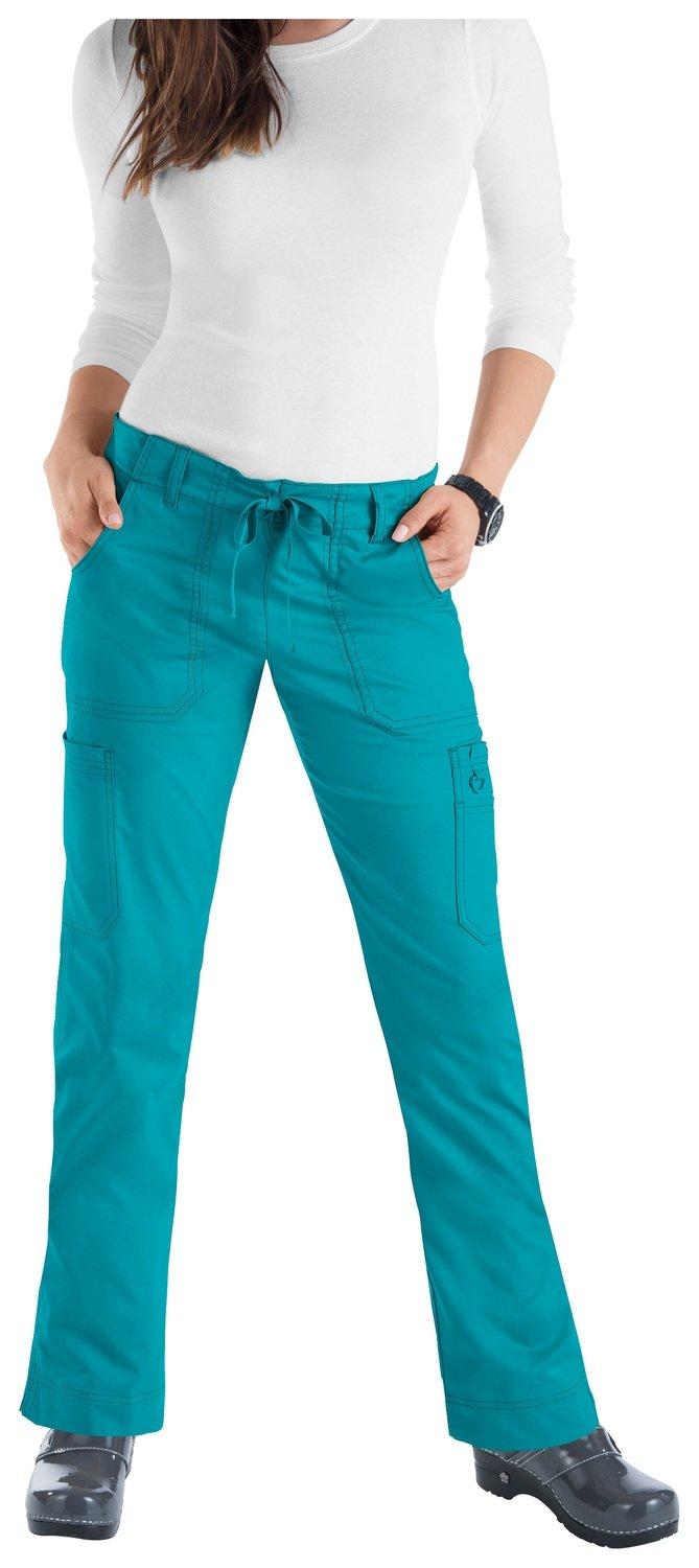 Pantalone KOI STRETCH LINDSEY Donna Colore 59. Turquoise