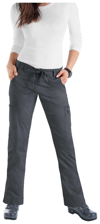 Pantalone KOI STRETCH LINDSEY Donna Colore 77. Charcoal