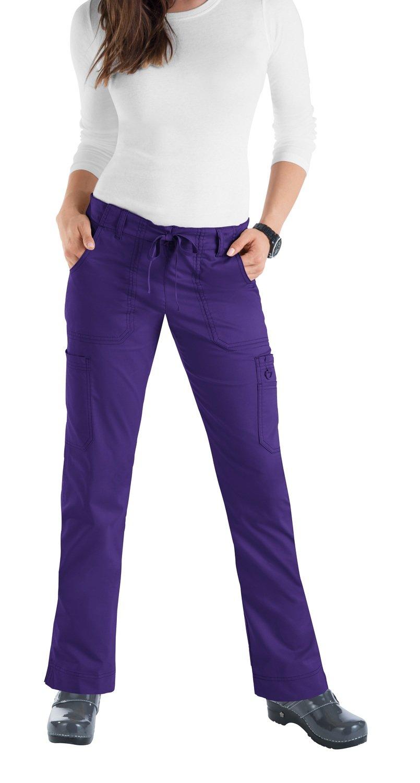 Pantalone KOI STRETCH LINDSEY Donna Colore 82. Grape