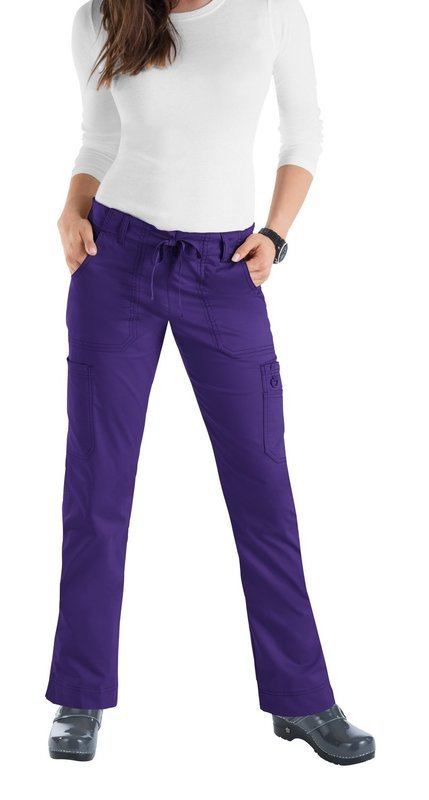 Pantalone KOI STRETCH LINDSEY Donna Colore 82. Grape