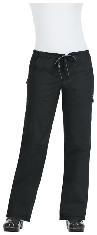 Pantalone KOI STRETCH LINDSEY 3.0 Donna Colore 02. Black