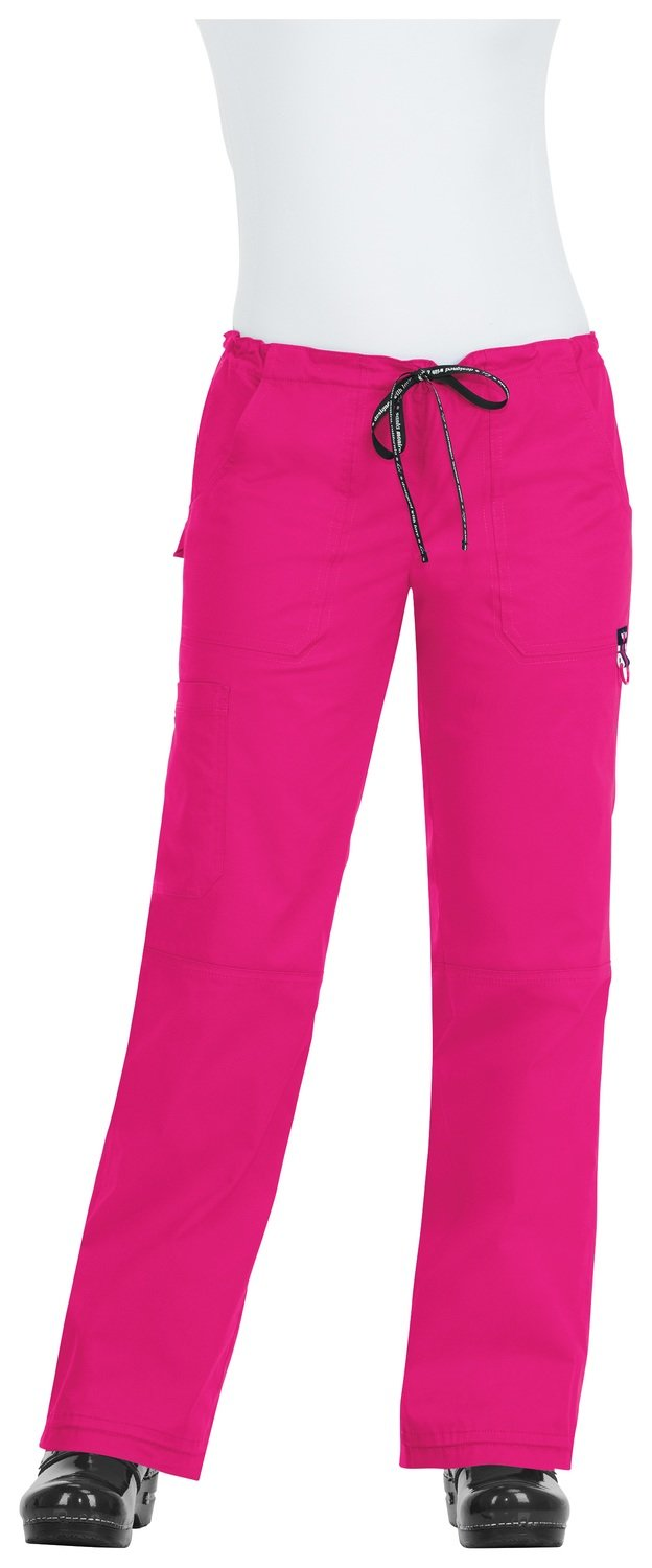 Pantalone KOI STRETCH LINDSEY 3.0 Donna Colore 58. Flamingo - COLORE FINE SERIE