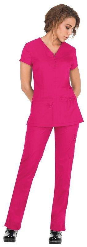 Casacca KOI STRETCH MACKENZIE Colore 58. Flamingo - COLORE FINE SERIE