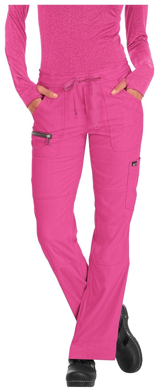 Pantalone KOI LITE PEACE Donna Colore 5824. Flamingo/Steel