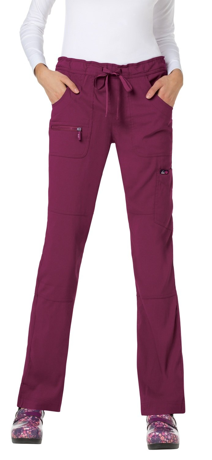 Pantalone KOI LITE PEACE Donna Colore 61. Wine