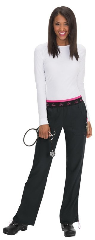 Pantalone KOI LITE SPIRIT Donna Colore 02. Black