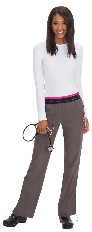 Pantalone KOI LITE SPIRIT Donna Colore 24. Steel - COLORE FINE SERIE