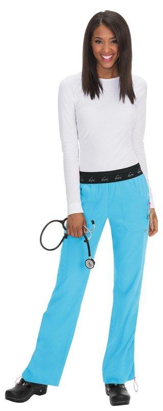 Pantalone KOI LITE SPIRIT Donna Colore 65. Electric Blue