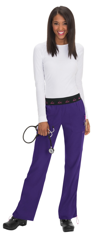 Pantalone KOI LITE SPIRIT Donna Colore 82. Grape
