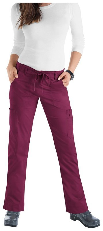 Pantalone KOI STRETCH LINDSEY Donna Colore 61. Wine