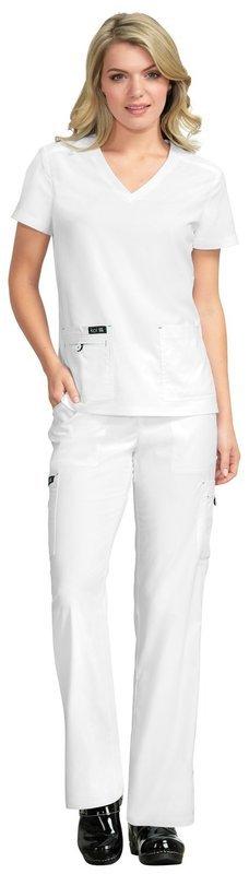 Casacca KOI BASICS BECCA Colore 01. White