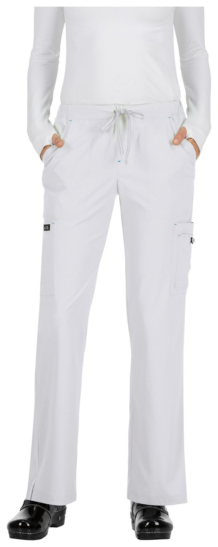Pantalone KOI BASICS HOLLY Donna Colore 01. White