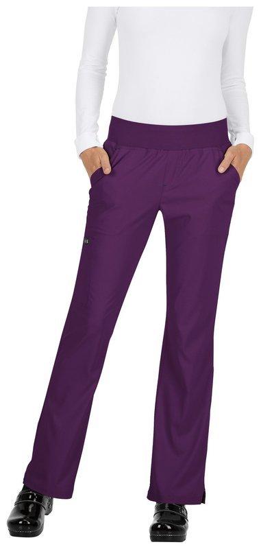Pantalone KOI BASICS LAURIE Donna Colore 105. Eggplant