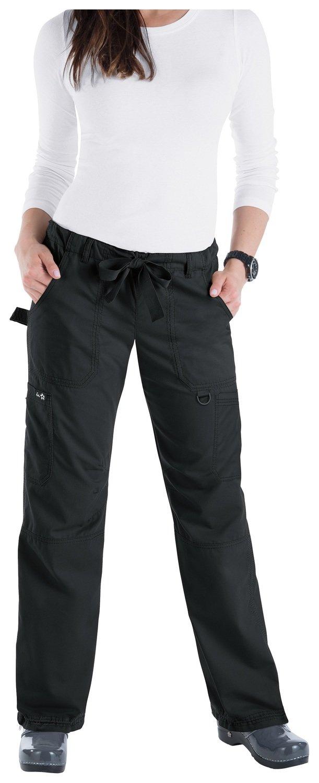 Pantalone KOI CLASSICS LINDSEY Donna Colore 02. Black
