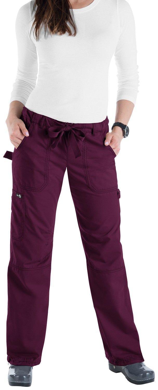 Pantalone KOI CLASSICS LINDSEY Donna Colore 48. Merlot