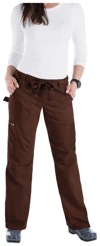 Pantalone KOI CLASSICS LINDSEY Donna Colore 52. Espresso