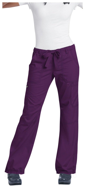 Pantalone KOI CLASSICS LINDSEY Donna Colore 105. Eggplant