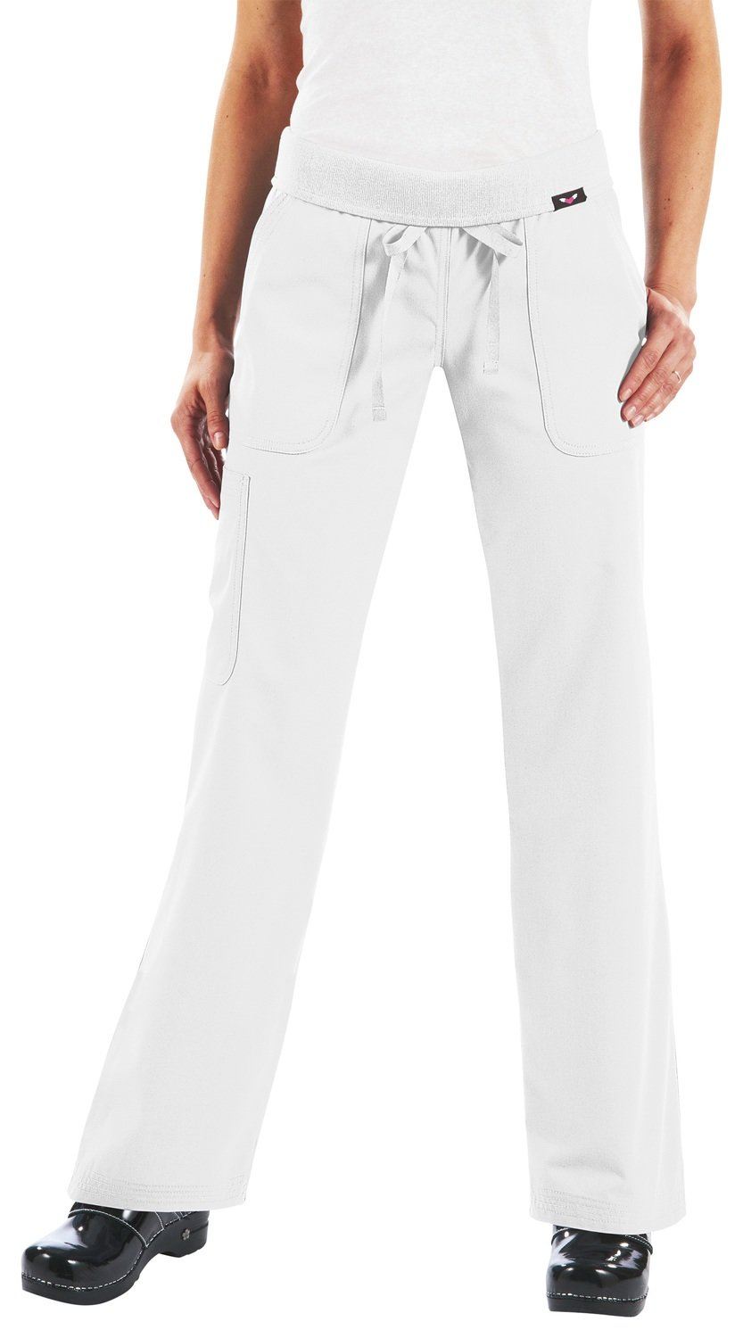 Pantalone KOI CLASSICS MORGAN Donna Colore 01. White