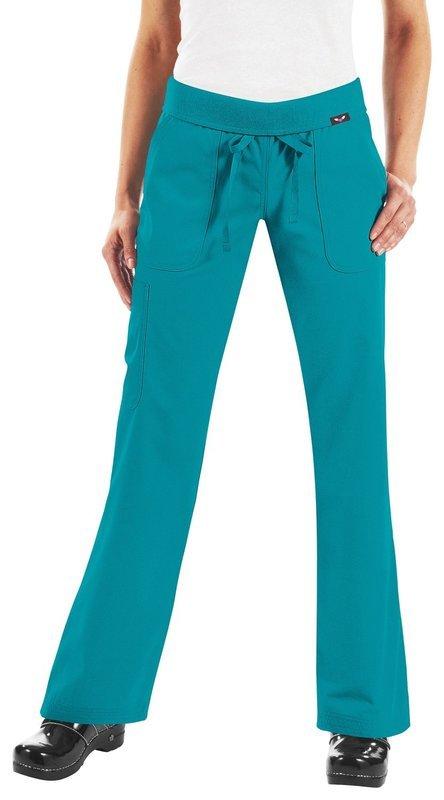 Pantalone KOI CLASSICS MORGAN Donna Colore 59. Turquoise