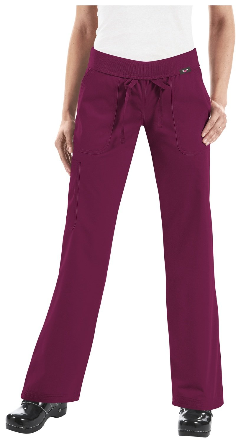 Pantalone KOI CLASSICS MORGAN Donna Colore 61. Wine