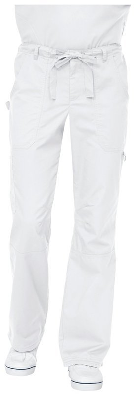 Pantalone KOI CLASSICS JAMES Uomo Colore 01. White COLORE FINE SERIE