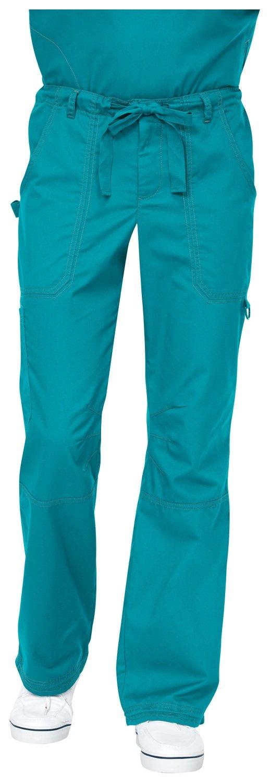 Pantalone KOI CLASSICS JAMES Uomo Colore 59. Turquoise - COLORE FINE SERIE
