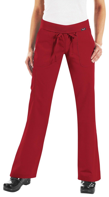 Pantalone KOI CLASSICS MORGAN Donna Colore 22. Ruby - FINE SERIE